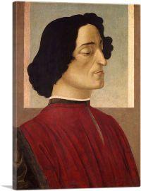 Portrait du Giuliano de Medicis