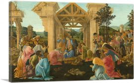 The Adoration of the Magi 1476 (2)