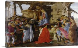 The Adoration of the Magi 1476