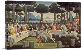 The Story of Nastagio degli Onesti III 1483