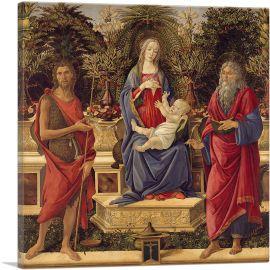 Madonna with Saints