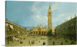 Piazza San Marco 1729
