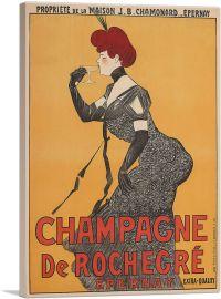 Champagne de Rochegre Epernay 1902