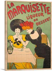 La Marquisette Liqueur de Dessert 1901