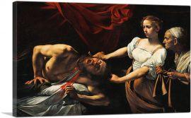 Judith Beheading Holofernes 1599