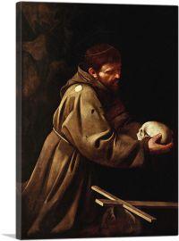 Saint Francis in Prayer 1606