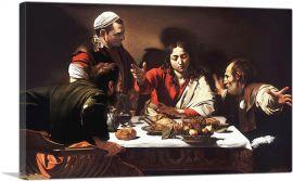 Supper at Emmaus 1601
