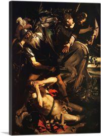 The Conversion of Saint Paul 1601