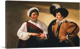 The Fortune Teller 1594