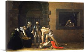 The Incredulity of St Thomas of 1601