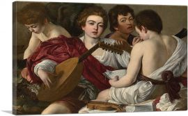 The Musicians 1595