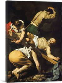 Crucifixion of Saint Peter 1600
