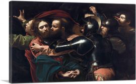 The Taking of Christ - The Betrayal of Christ
