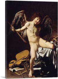 Cupid as Victor 1601