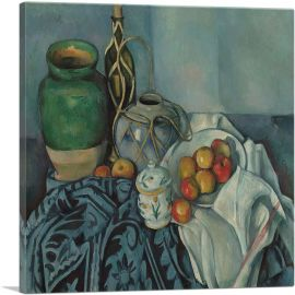 Still Life with Apples 1894