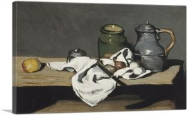 Still Life with Kettle 1867