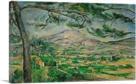 The Montagne Sainte-Victoire 1887