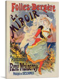 Folies Bergere - Le Miroir