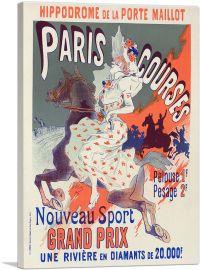 Hippodrome De La Porte-Maillot - Paris Courses