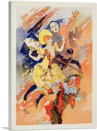 La Pantomime 1891