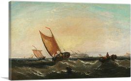 Boats of Scheveningen