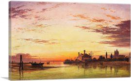Venice, Sunset After Rain