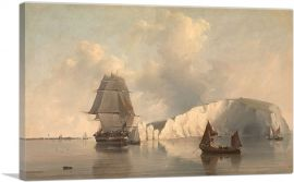 Off the Needles - Isle of Wight 1845