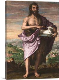 Saint John Baptist 1605