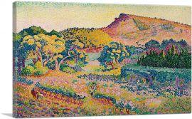 Paysage Avec Le Cap Negre 1906