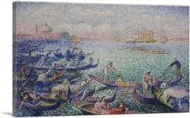 Regatta in Venice 1904