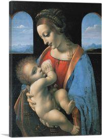 Madonna Litta 1490