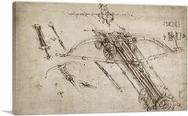 Giant Grossbow Design 1485