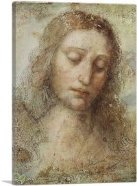 Head Of Christ 1495