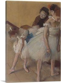 Dance Examination 1880