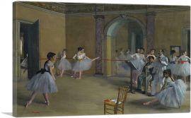 Rehearsal Hall at the Opera 1872
