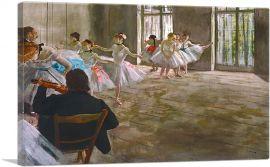 Rehearsal in the Studio 1879