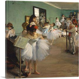 The Dance Class 1874