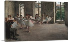 The Rehearsal 1878