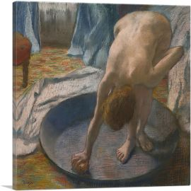 Woman in the Bath 1886