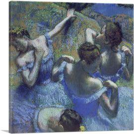 Blue Dancers 1899