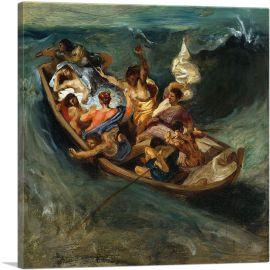 Christ on the Sea of Galilee 1841