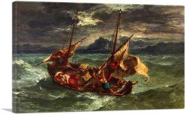 Christ on the Sea of Galilee 1854