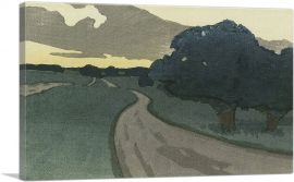 The Long Road-Argilla Road, Ipswich 1898