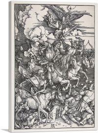 The Four Horsemen of the Apocalypse 1498