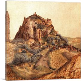 Castle and Town of Arco 1495