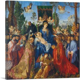 Feast of Rose Garlands 1506