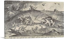 Big Fish Eat Little Fish 1556