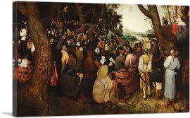 The Preaching of St. John