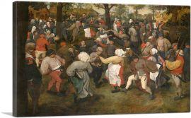 The Wedding Dance 1566