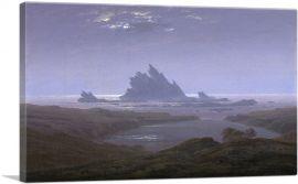 Rocky Reef on the Seashore 1825